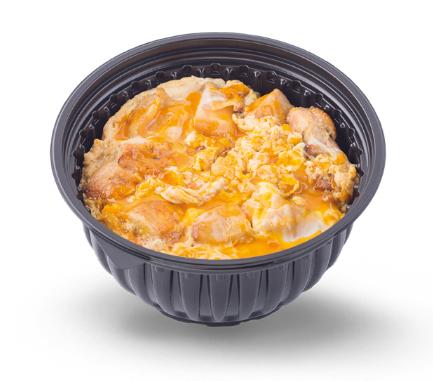 炭火焼き鶏の親子丼 159バーツ