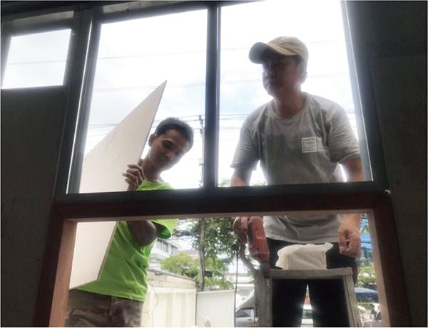 一般住宅の内装工事
